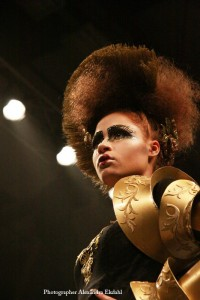 Photographer Alexandra Ekdahl Fotograf Stockholm Make up store makeupstore show spellbound event fashion 2012 20081018_0002