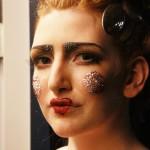 Photographer Alexandra Ekdahl Fotograf Stockholm Make up store makeupstore show spellbound event fashion 2012 20081018_0012