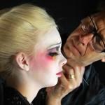 Photographer Alexandra Ekdahl Fotograf Stockholm Make up store makeupstore show spellbound event fashion 2012 20081018_0016