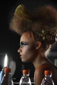Photographer Alexandra Ekdahl Fotograf Stockholm Make up store makeupstore show spellbound event fashion 2012 20081018_0017