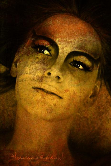 Photographer Alexandra EKdahl Fotograf StockhOLM aRTIST MODEL MODELL MAKEUP surreal surrealism horror horror photographer horror photography c