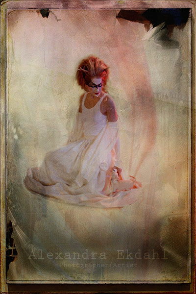 Photographer Alexandra Ekdahl Artist fairy etherial