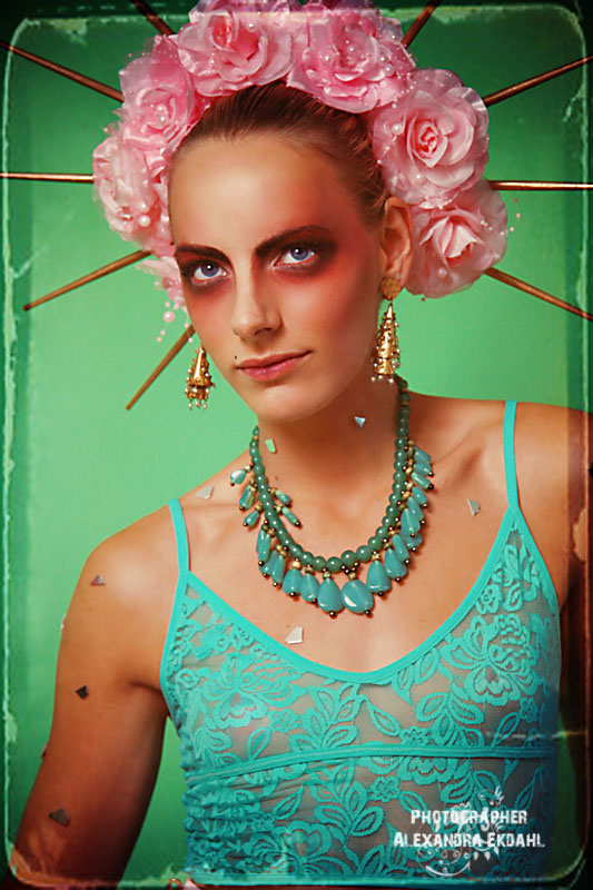 Photographer Alexandra Ekdahl Fotograf Stockholm Amelia Cazorla makeup SaraLo Serra Nilsson styling 4